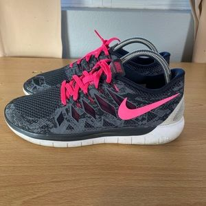 Nike Free Running Shoe Women's 8.5